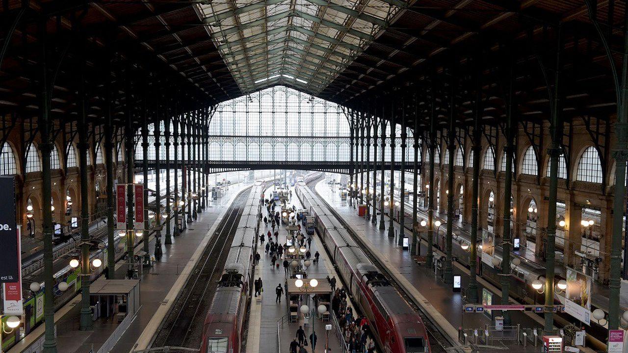 SNCF : le trafic revenu à la normale sauf pour les TER et Intercités