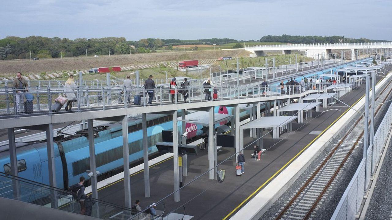 La gare nouvelle de Nîmes va bouleverser la donne des TGV languedociens
