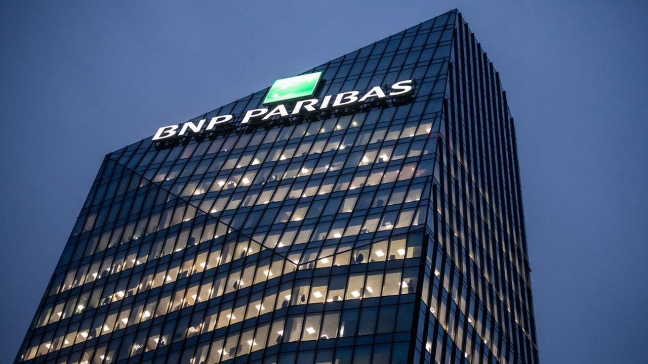 BNP Paribas a annoncé lundi matin avoir noué un «partenariat stratégique» avec Allfunds
