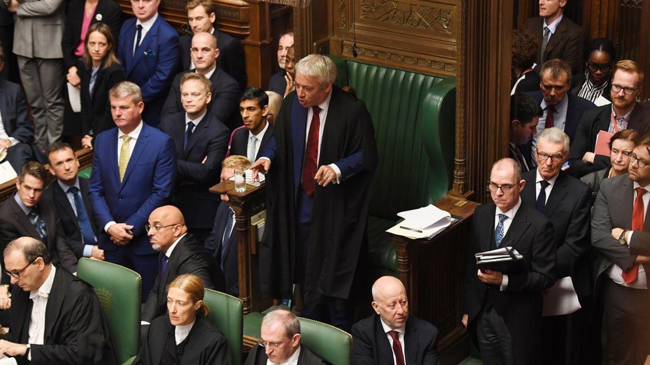 Brexit : le speaker de la Chambre des Communes prive Johnson d'un nouveau vote