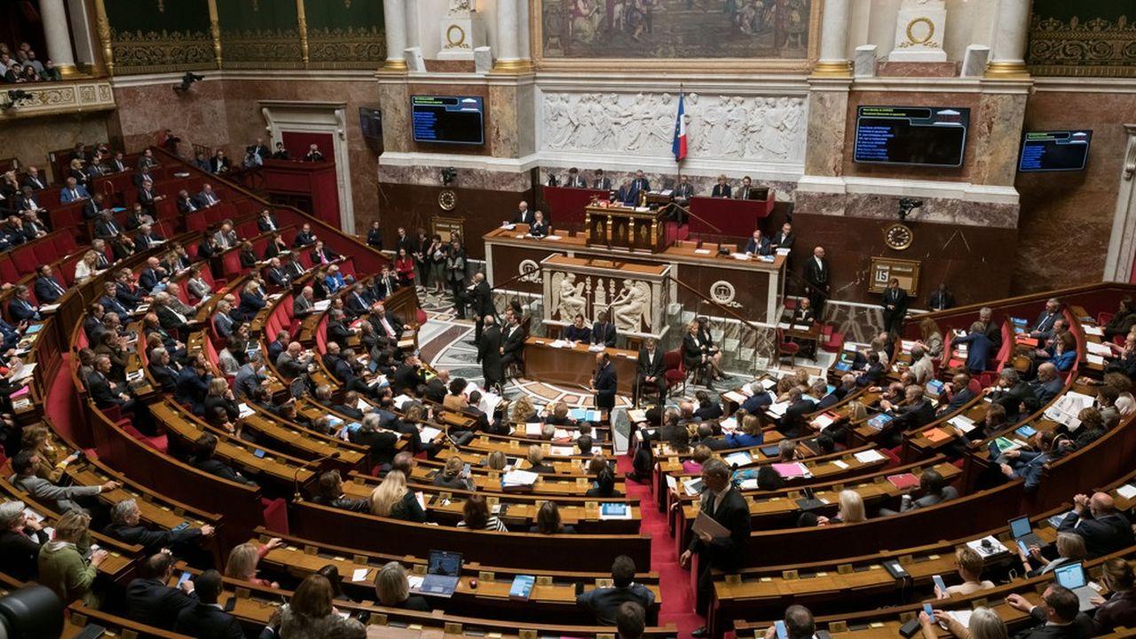 L'Assemblée nationale est appelée à voter ce mardi sur le volet recettes du projet de loi de Finances.