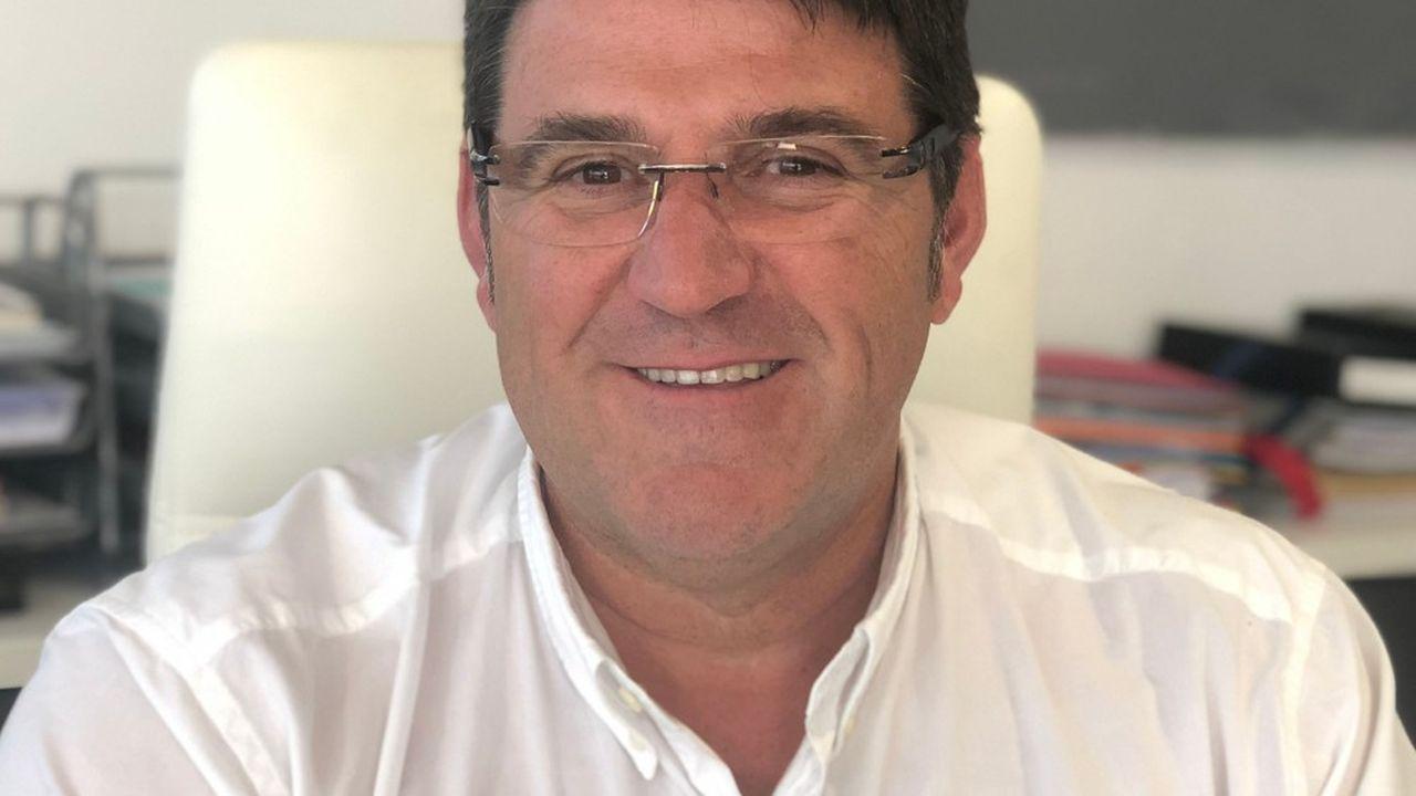 Alain Roué.