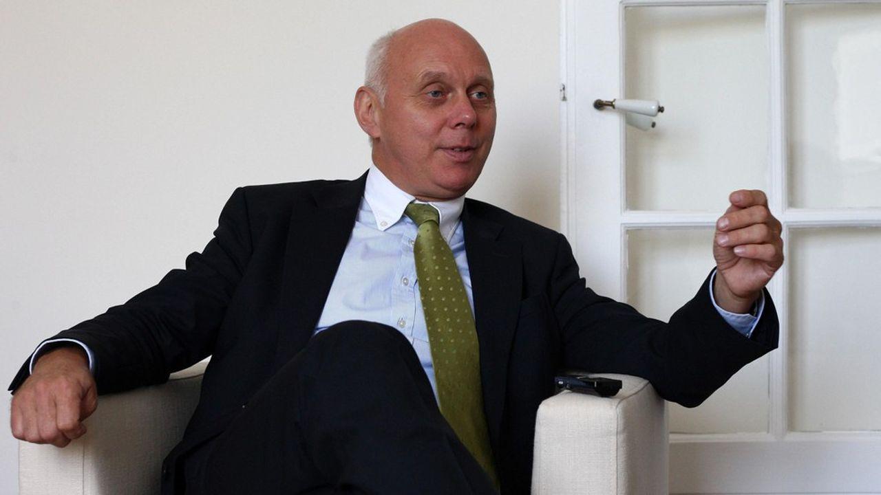 Markus Kerber est professeur à la Technische Universität de Berlin et à l'école d'économie de Varsovie