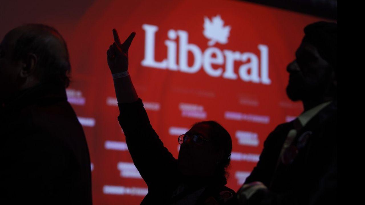 Canada : Justin Trudeau en bonne voie pour un second mandat