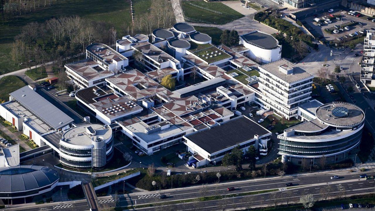 Le campus sera agrandi et entièrement rénové.