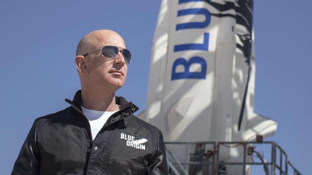 Le partenariat est inédit, car Blue Origin, fondé par Jeff Bezos, est un nouveau venu dans l'industrie spatiale, a fortiori pour des missions d'exploration, jusqu'ici réservées aux grands groupes aérospatiaux américains.