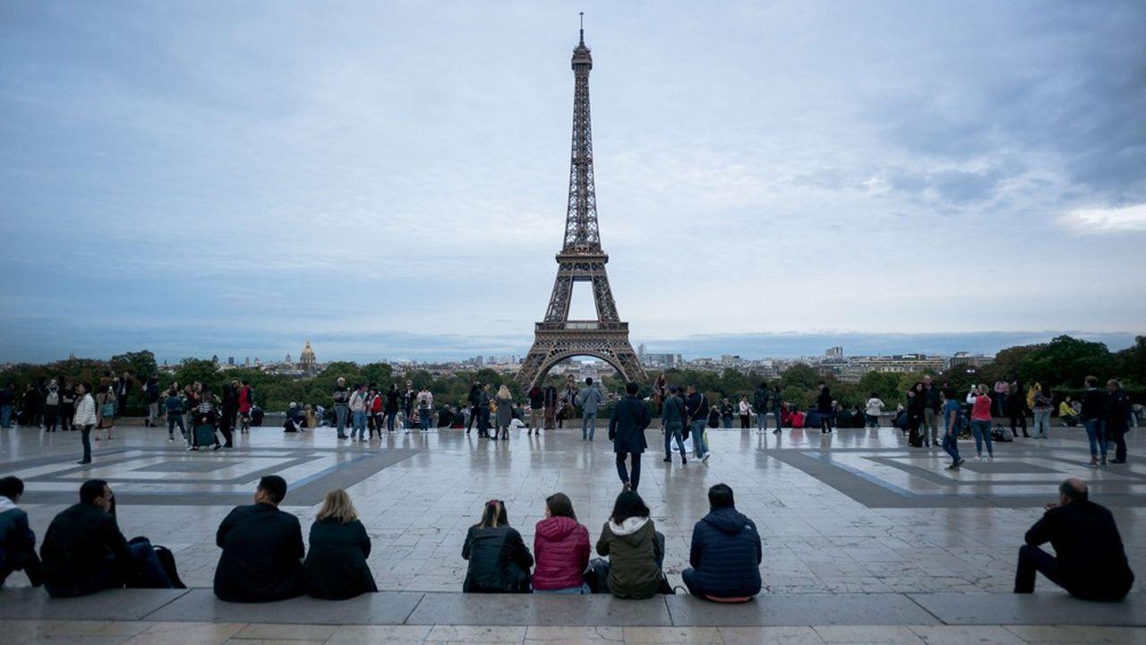 «Malgré une baisse de la fréquentation touristique sur le premier semestre de l'année 2019, les recettes du tourisme international ne régressent pas», note la Direction du budget.