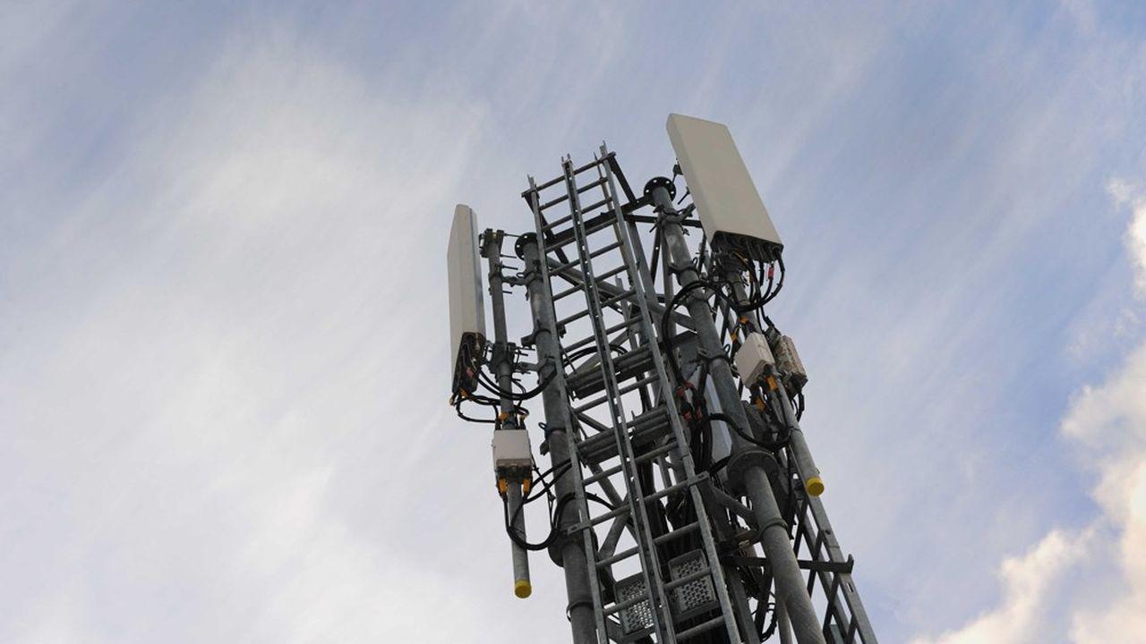 Les quatreopérateurs mobiles doivent chacun ajouter 5.000antennes 4G en zone rurale, sur des emplacements définis par les collectivités.