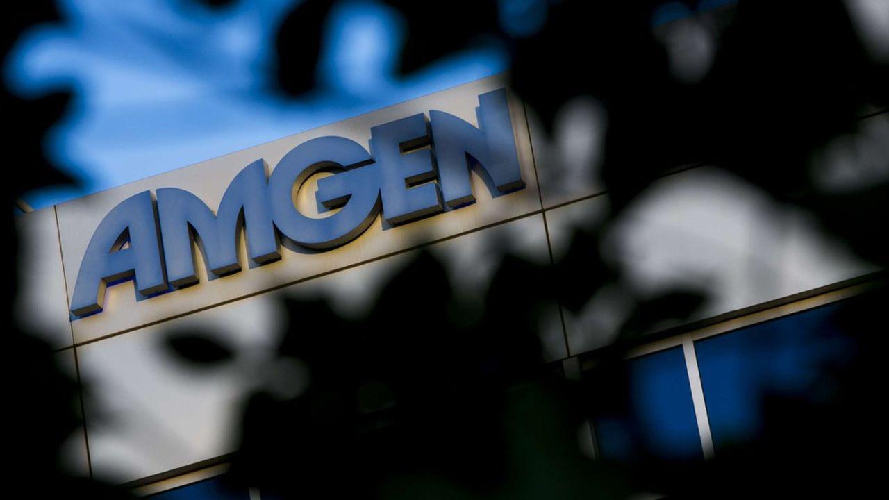 Amgen, la plus grosse entreprise de biotechnologie américaine indépendante, va investir 8millions d'euros sur trois ans, en France, pour soutenir l'écosystème de la recherche.