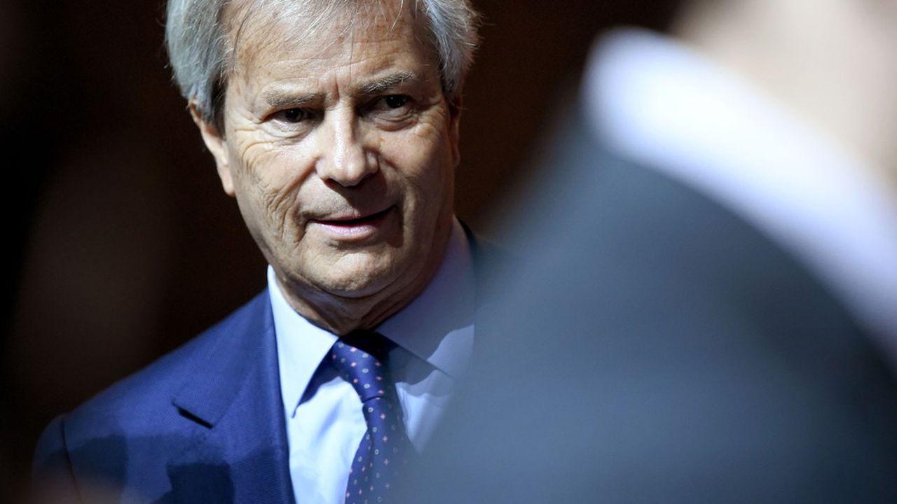 Le groupe de Vincent Bolloré est le premier actionnaire de Vivendi.