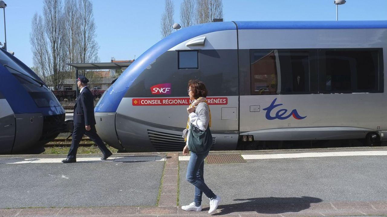 Les coûts d'exploitation du TER, soit 4,1milliards d'euros en 2017, sont en hausse constante, selon la Cour des comptes.