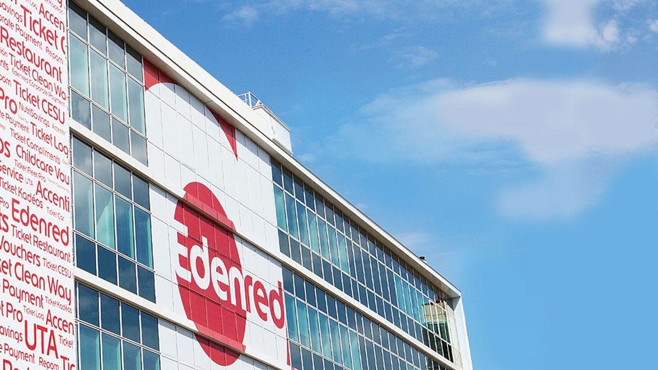 Edenred attend un bénéfice opérationnel record cette année entre 520 et 550millions d'euros