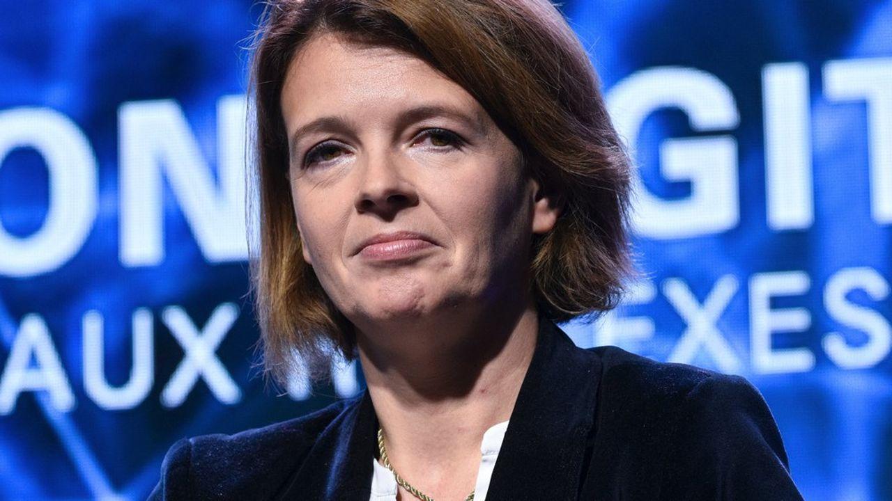 Caroline Parot, PDG d'Europcar.