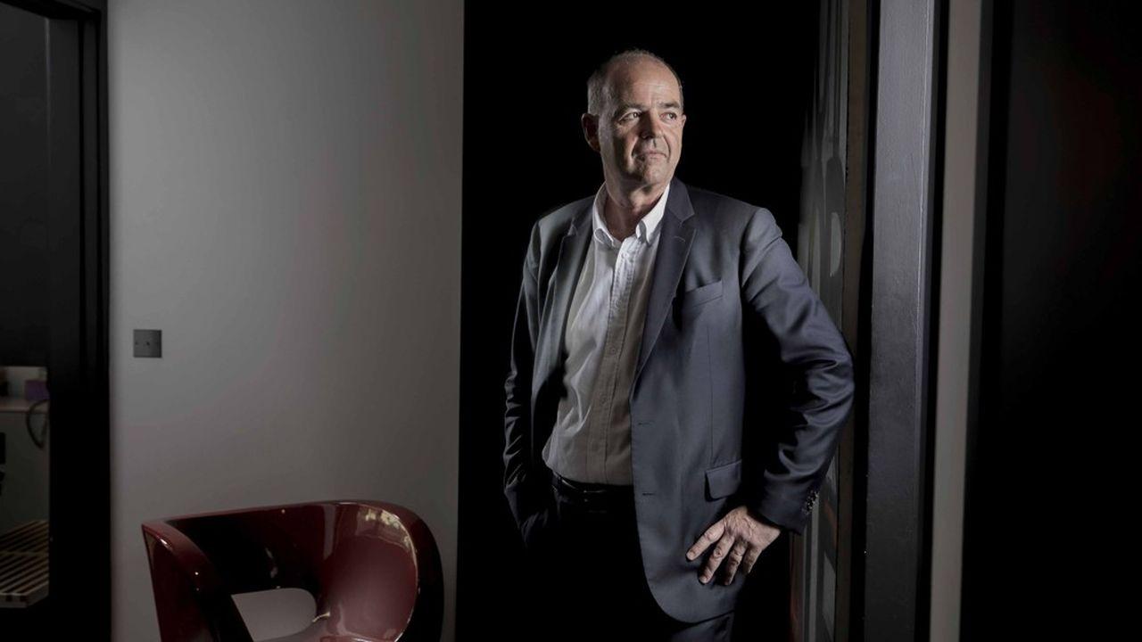 Vianney Mulliez ancien président du Groupe Auchan Holding//JDD_81871/Credit: ERIC DESSONS/JDD/SIPA/1805301410