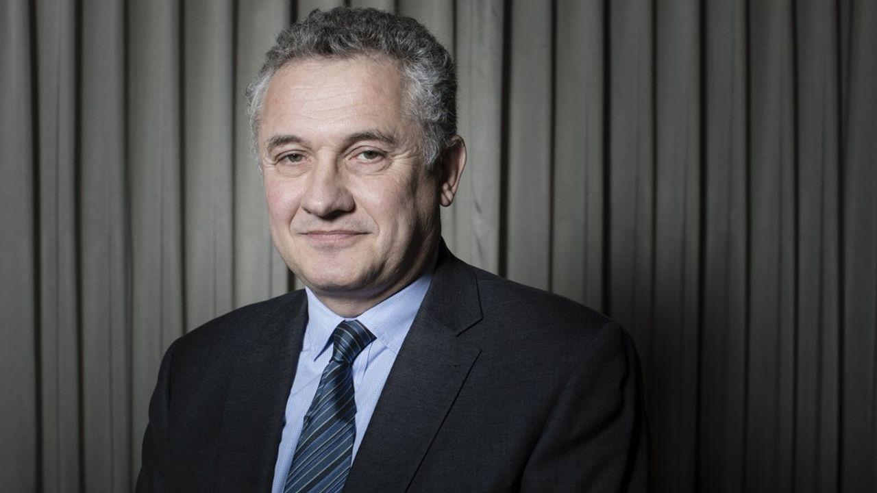 Ancien président de la Fédération des industries mécaniques, le président du directoire de Redex, Bruno Grandjean, préside l'Alliance pour l'industrie du futur.