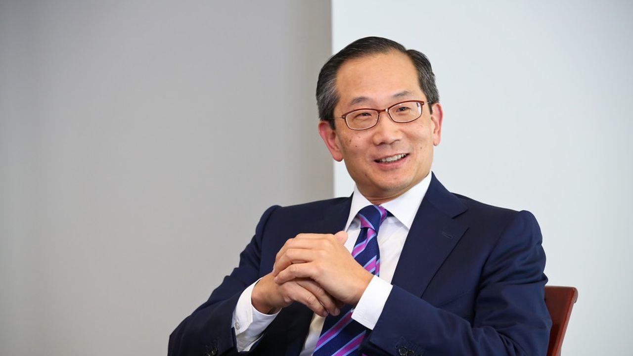 « L'Europe continue d'être un un marché stratégique important pour Carlyle », déclareKewsong Lee, co-CEO de la société d'investissement américaine qui vient de lever 6,4 milliards d'euros à déployer dans l'Union.
