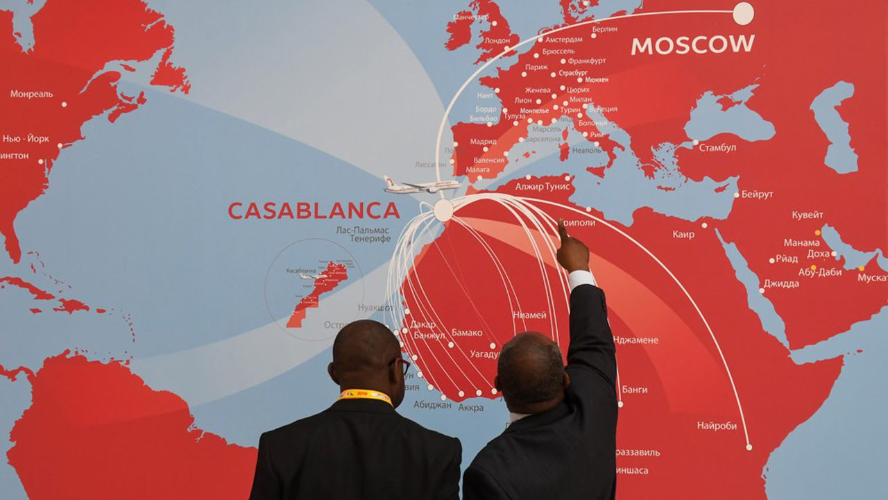 «Tout le monde est le bienvenu! Nos vieux amis comme nos nouveaux… Il faut venir investir», a dit le président congolais Félix Tshisekedi aux entreprises russes lors du forum Russie-Afrique de Sotchi.