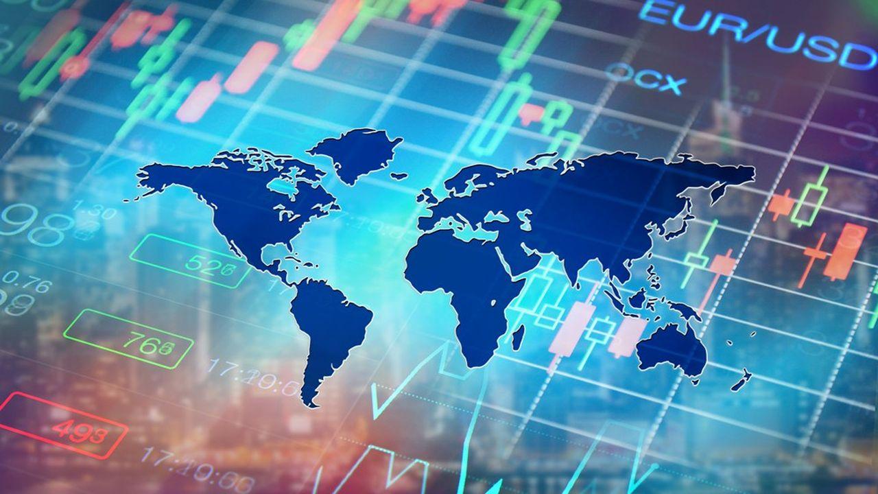 Une série de facteurs, politiques, conjoncturels et structurels menacent l'économie mondiale.