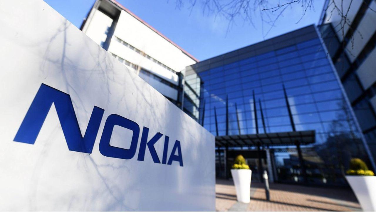 Le titre de Nokia a baissé de 25 % ce jeudi à la Bourse d'Helsinki, du jamais vu depuis 1991.