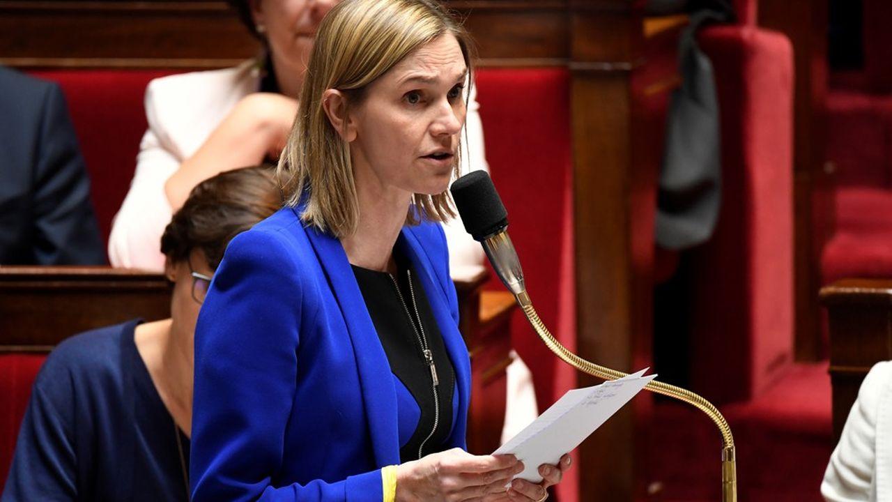 «Nous ferons un point en fin d'année. Il y a aura des suites si ce n'est pas respecté», a annoncé ce jeudi la secrétaire d'Etat à l'Economie Agnès Pannier-Runacher (photo).