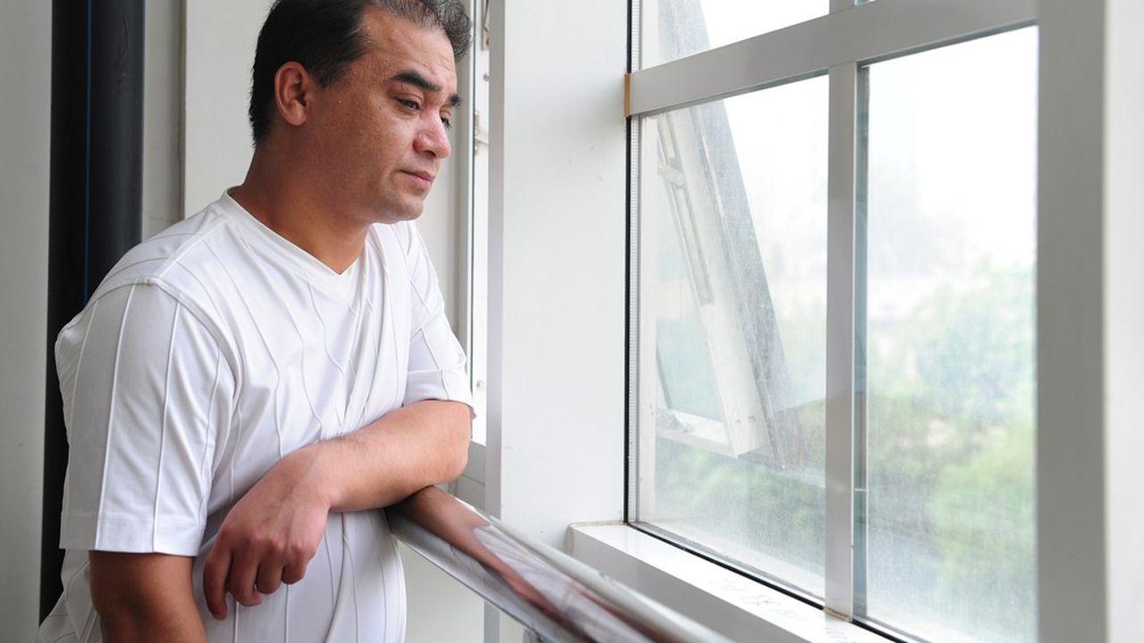 Ilham Tohti (ici en 2010) était professeur à l'Université de Pékin avant d'être condamné pour «séparatisme» en 2014.