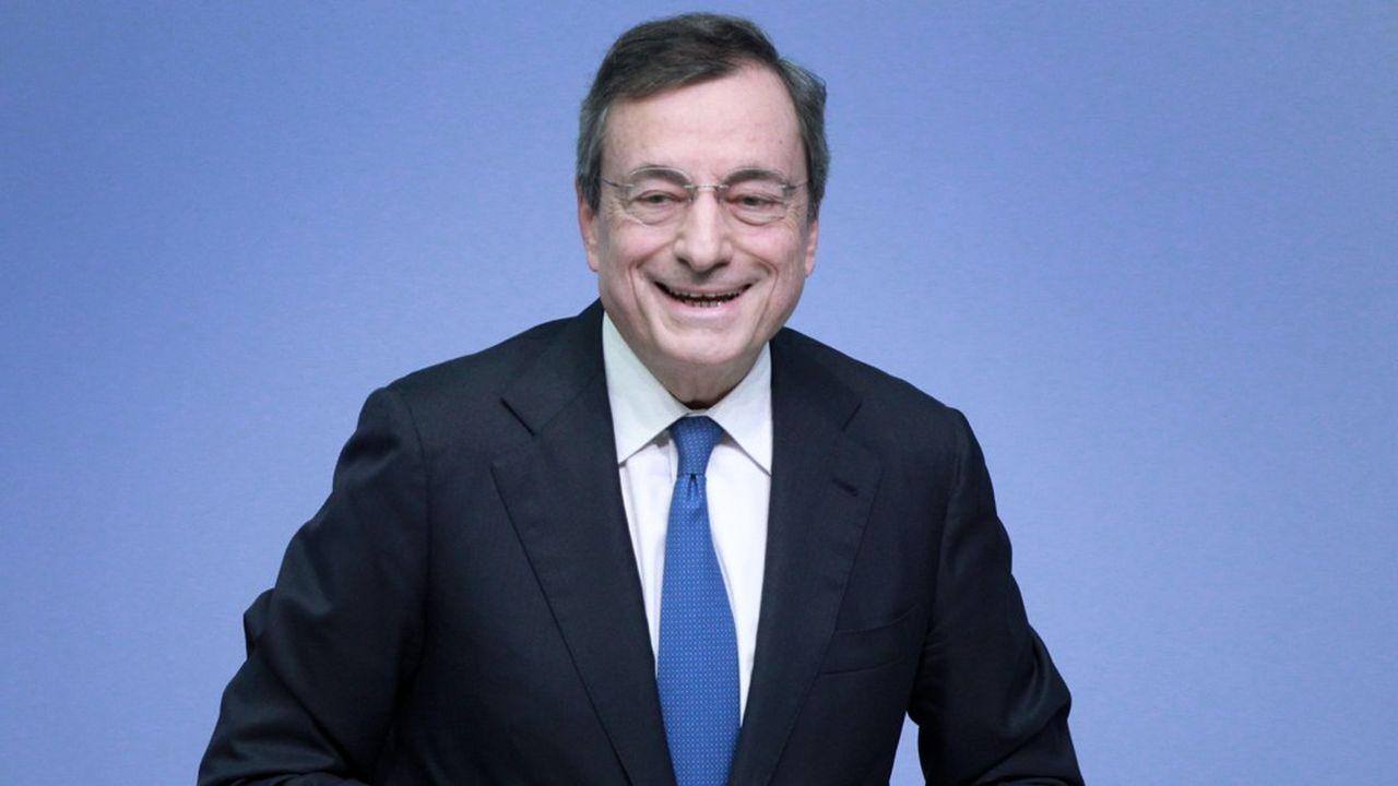 Mario Draghi a tenu sa dernière conférence de presse comme président de la BCE alors que son mandat de huit ans s'achève.
