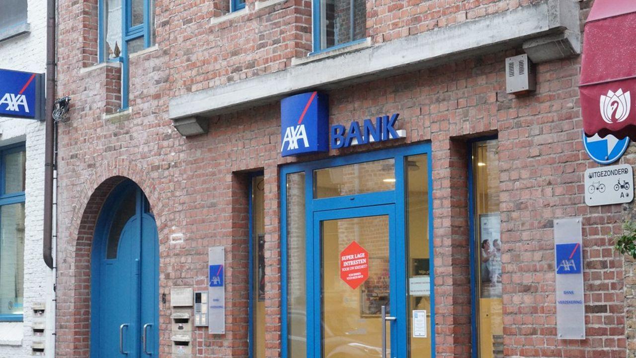Crelan rachète Axa Banque et intègre le