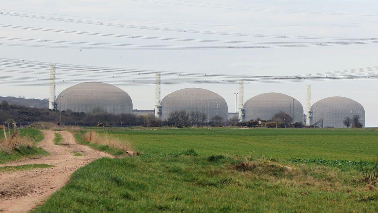 EDF est contraint de prolonger l'arrêt programmé de réacteurs à Flamanville, dans la Manche, et Paluel (photo), en Seine-Maritime.