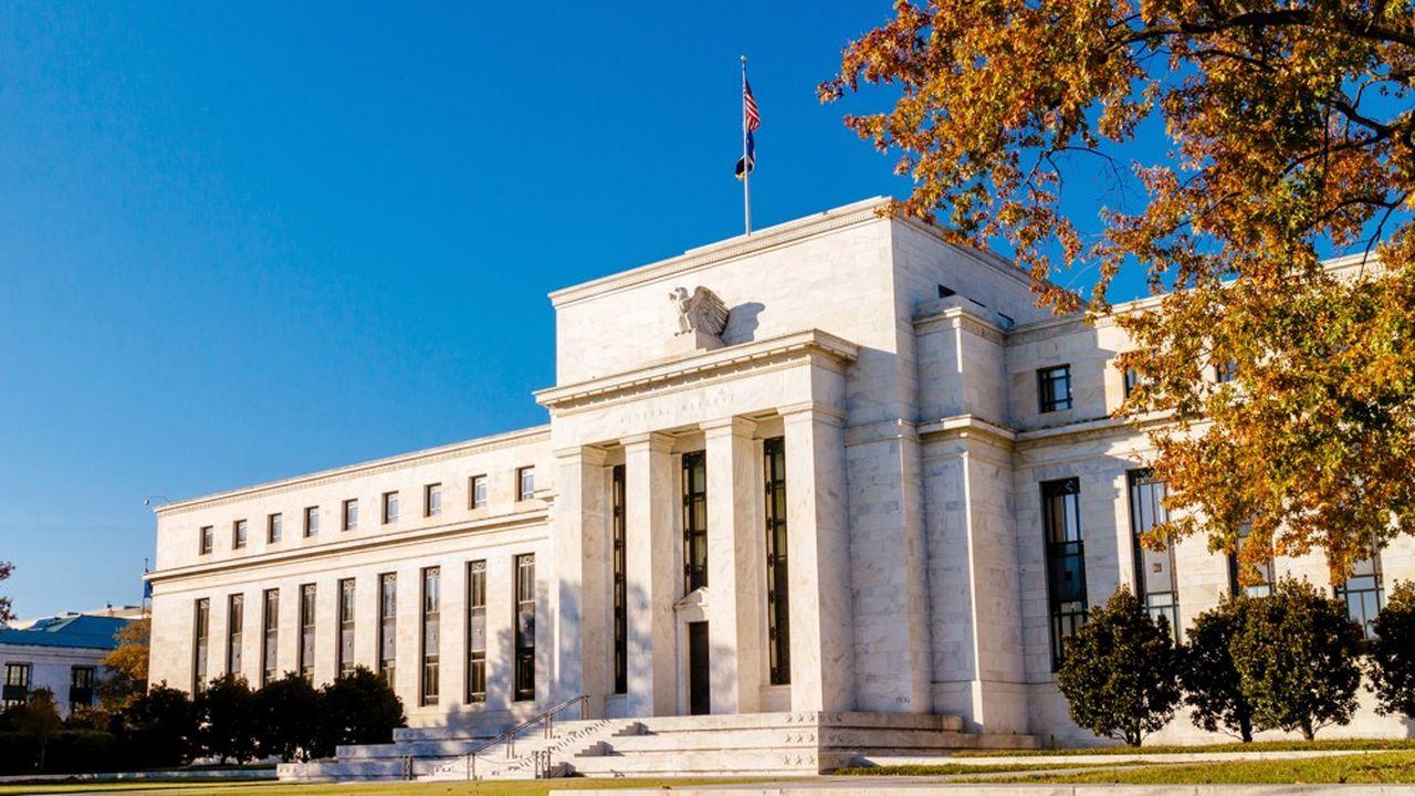 Mi-septembre, les coûts de repo - un mode très courant de financement interbancaire - avaient bondi de façon spectaculaire.