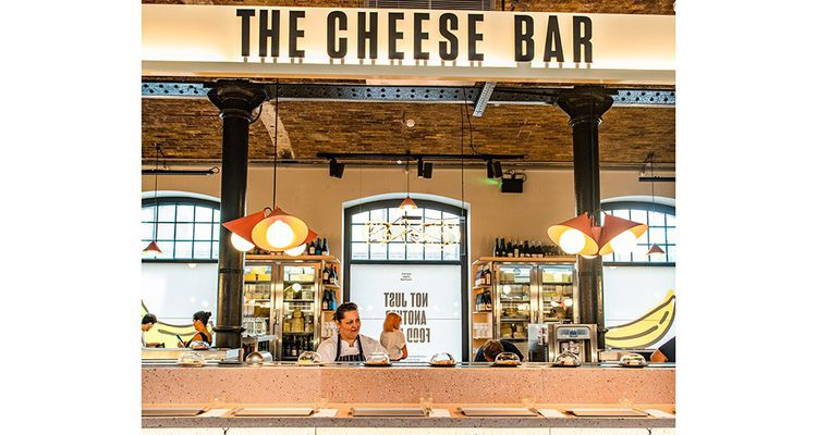 Pick and Cheese by The Cheese Bar - Kerb Seven Dials