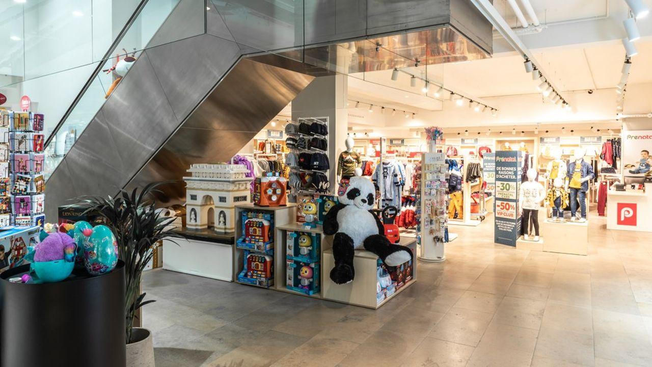 la marque Prénatal va s'installer dans 22 magasins King Jouet d'ici à deux ans.