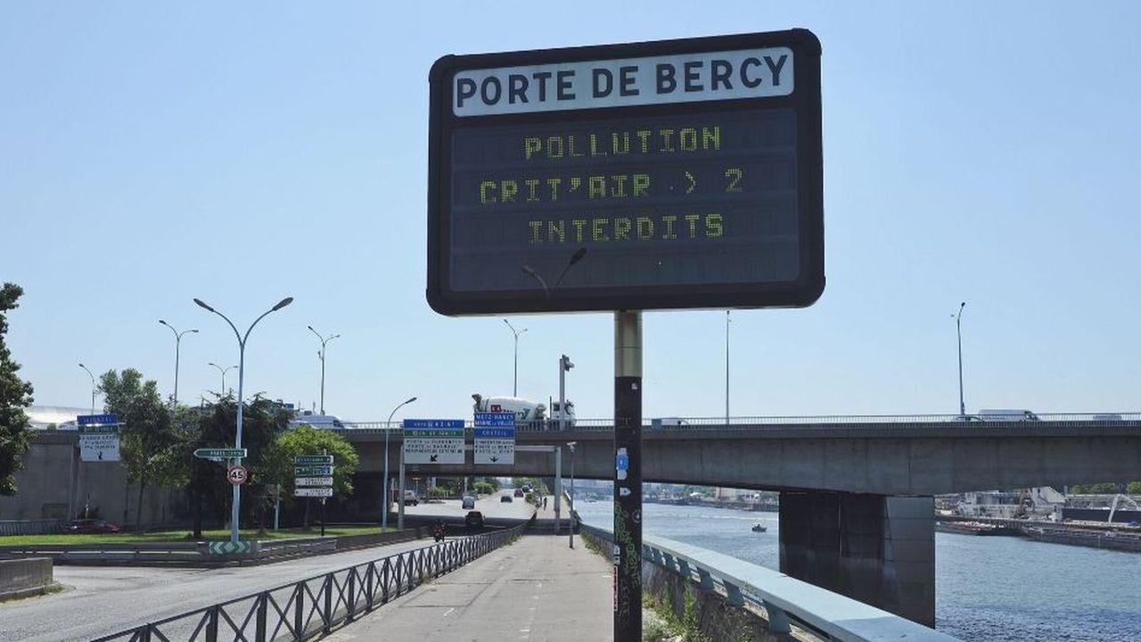 S'agissant de la pollution de l'air au dioxyde d'azote, le juge européen a constaté que la France avait dépassé les valeurs limites pendant sept années.