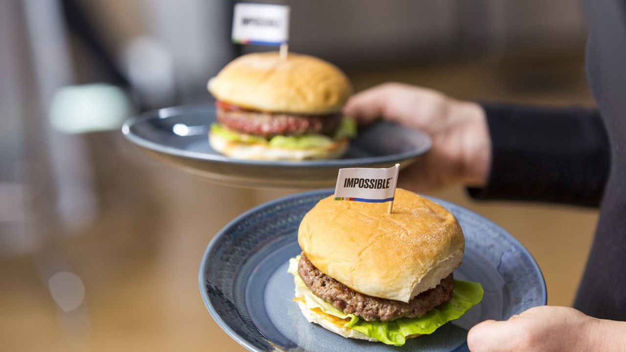 Sans hème, l'«Impossible Burger» ne pourrait de toute façon pas exister.