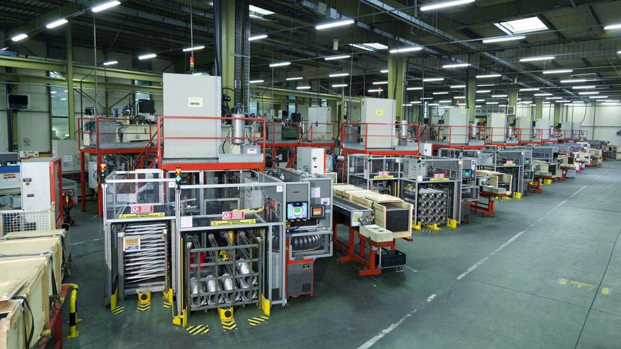 La R&D de l'entreprise travaille sur de futures générations d'échangeurs fonctionnant àl'hydrogène ou à base d'énergies renouvelables.