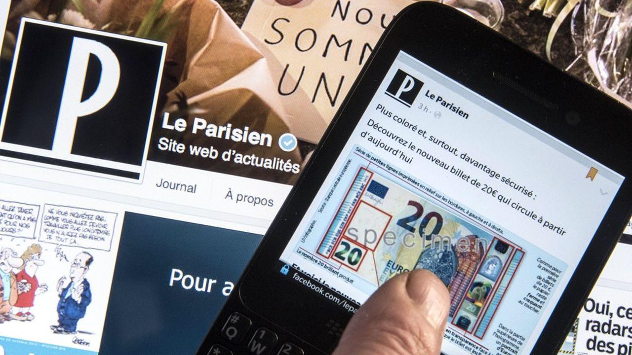 Dimanche, l'Alliance de la presse d'information générale, le Syndicat des éditeurs de la presse magazine et la Fédération nationale de la presse d'information spécialisée ont dénoncé l'attitude de Facebook.