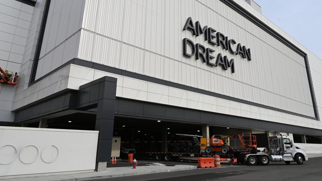 Le centre commercialsera ouvert peu à peu, d'ici au mois de mars2020.
