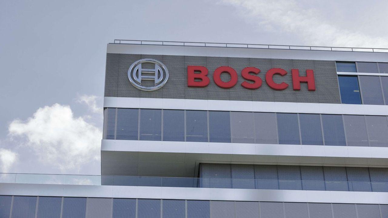 Le numéro un mondial de l'équipement automobile, Bosch prévoit environ 2.000 suppressions de postes en Allemagne pour2020 et2021.