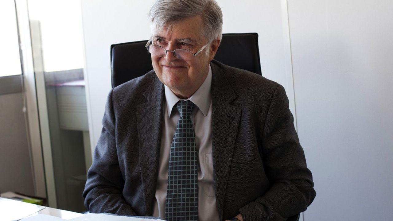 Pierre Veltz, professeur émérite à l'Ecole des Ponts ParisTech, auteur de « La France des territoires, défis et promesses » (éditions de l'Aube, 2019).