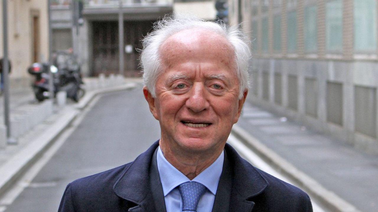 Leonardo Del Vecchio, l'homme d'affaires italien, détient une participation de 7,52% de Mediobanca.