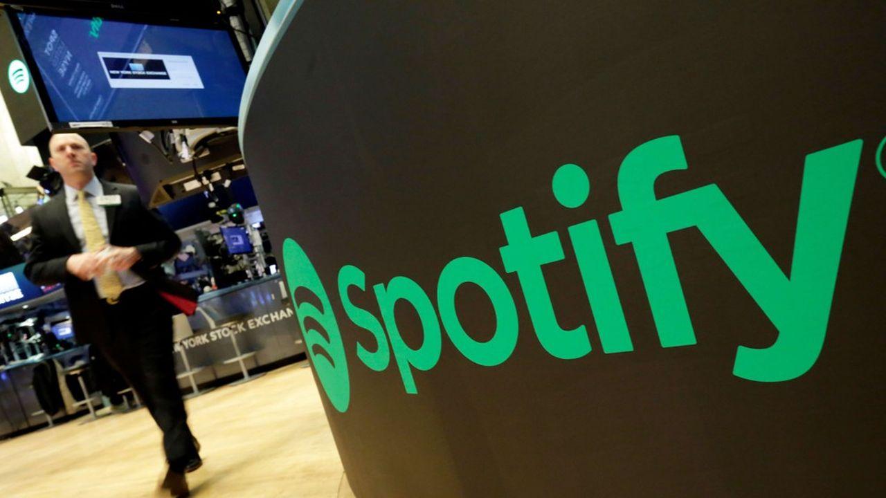 113 millions d'utilisateurs, deux fois mieux qu'Apple Music — Spotify