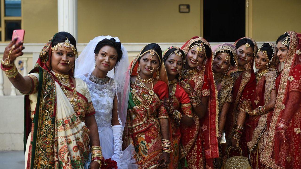 En Inde, les ventes d'or pendant les festivals sont plutôt moroses