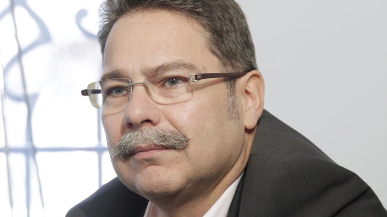 Patrick Dehlinger, directeur général de Wyca.
