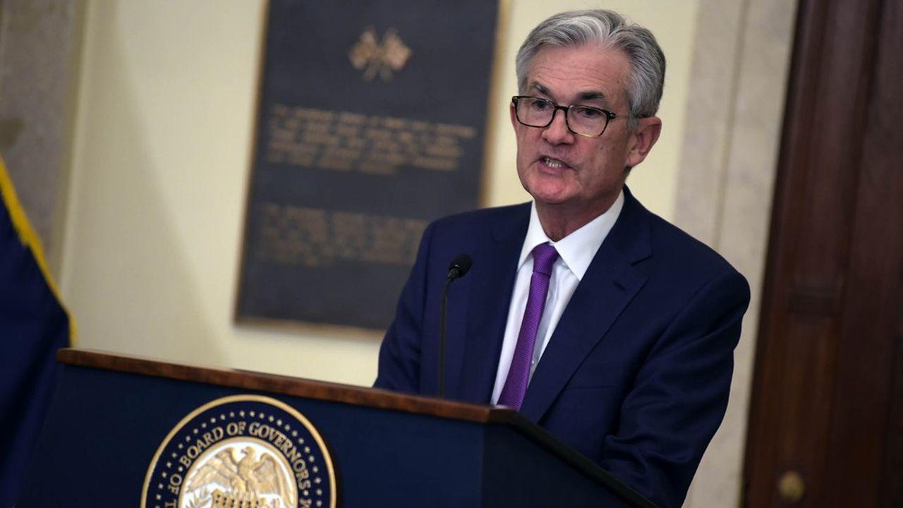 «La politique monétaire n'est pas sur une trajectoire préétablie», a indiqué le président de la Fed Jerome Powell, début octobre.