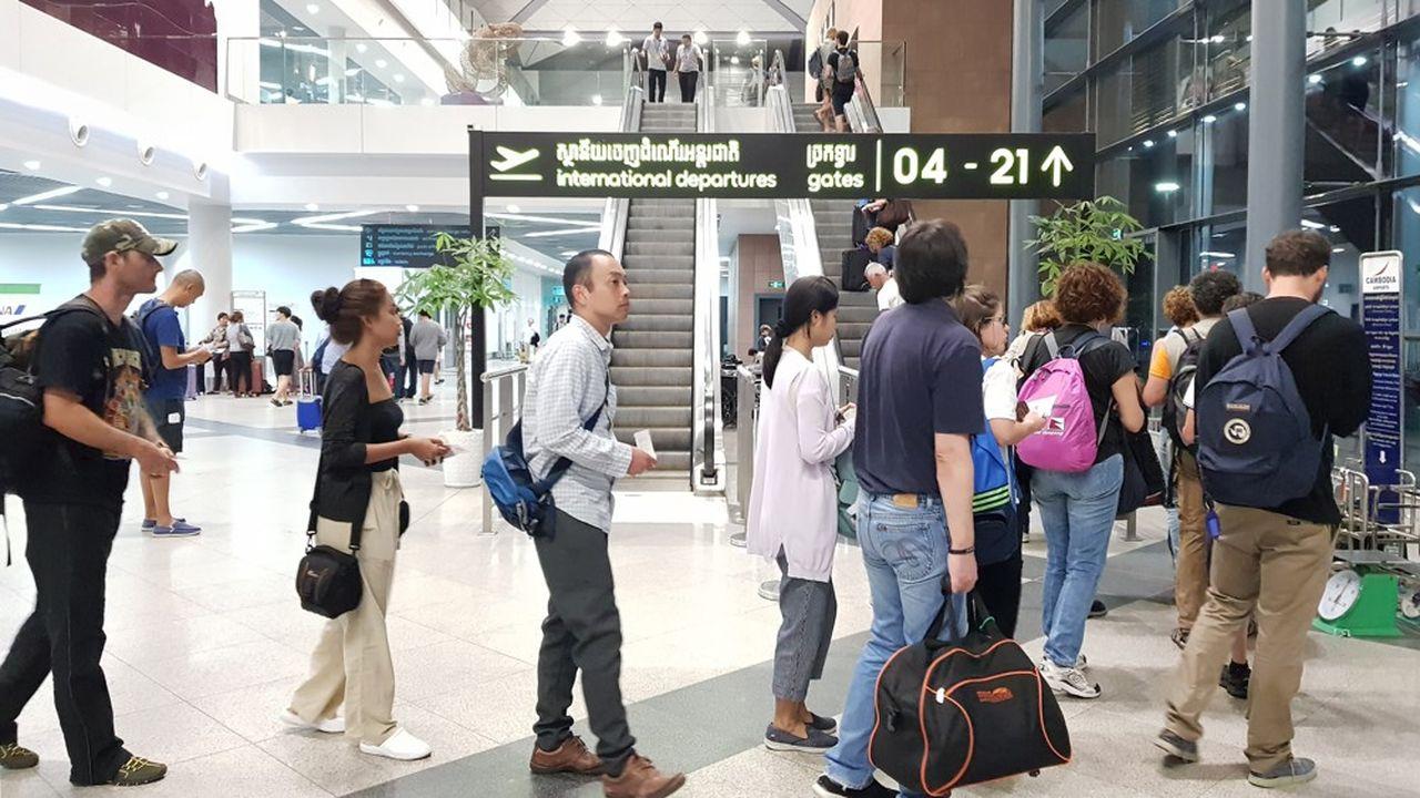 Avec le rachat d'EM Food Services, Newrest s'implante notamment dans le très dynamique aéroport de Phnom Penh dont la restauration est gérée par cette société basée à Singapour.
