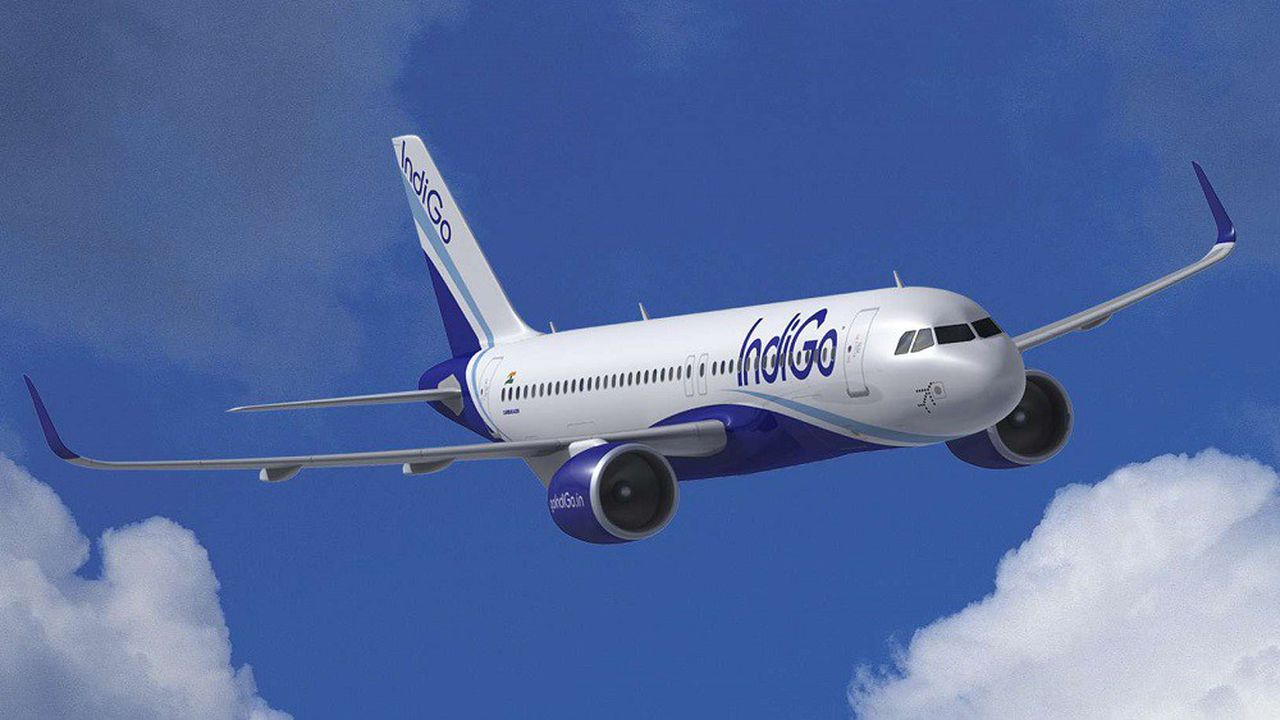 IndiGo est l'un des principaux exploitants de l'A320 neo.