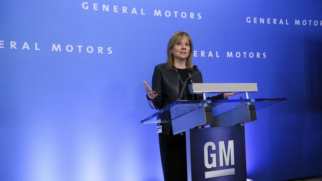 «Notre nouvelle convention collective maintient notre compétitivité, préserve notre souplesse d'exploitation et permet de continuer à améliorer la qualité (de nos voitures) et notre productivité», a jugé la PDG de GM, Mary Barra.