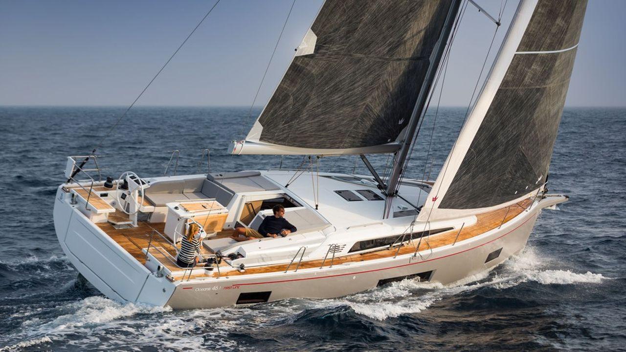 Les monocoques, les catamarans et les hors-bord à moteurs se sont bien vendus sur l'exercice.