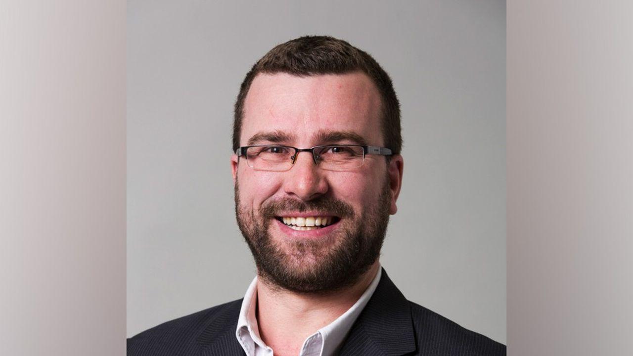 Emmanuel Vincent, PDG et cofondateur d'Aenitis Technologies.