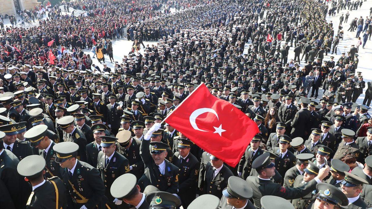 Le vote de la Chambre des représentants est d'autant plus symbolique qu'il est survenu le jour de la fête nationale turque.
