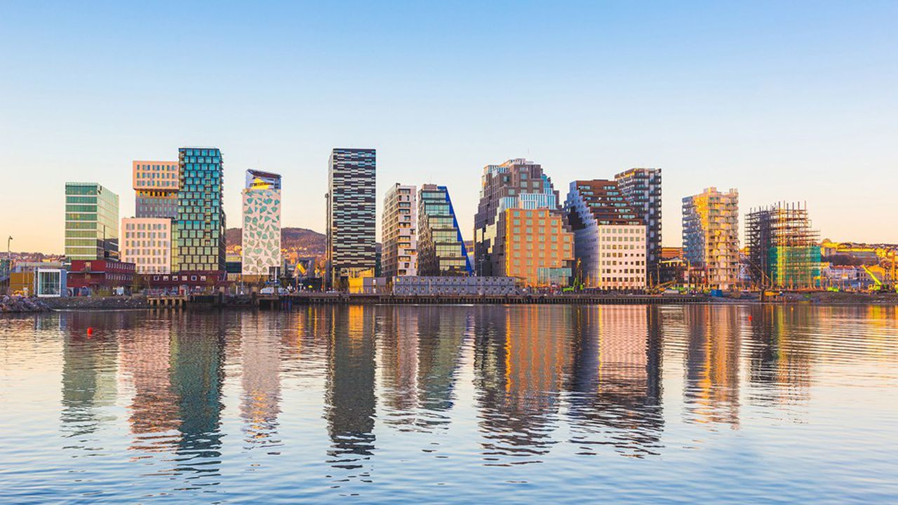 Le fonds souverain norvégien gère 950milliards d'euros.